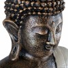 Buda thai mudra vitarkaa color blanco