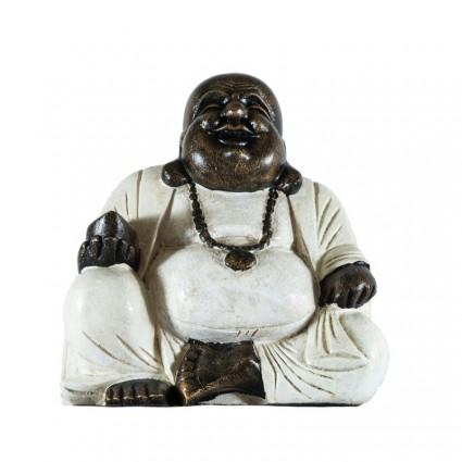Buda chino en color blanco