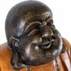Happy Buda en color naranja