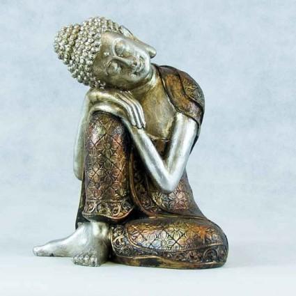 Figura de Buda descansando