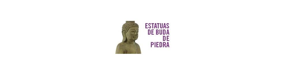 Estatuas de Buda de piedra
