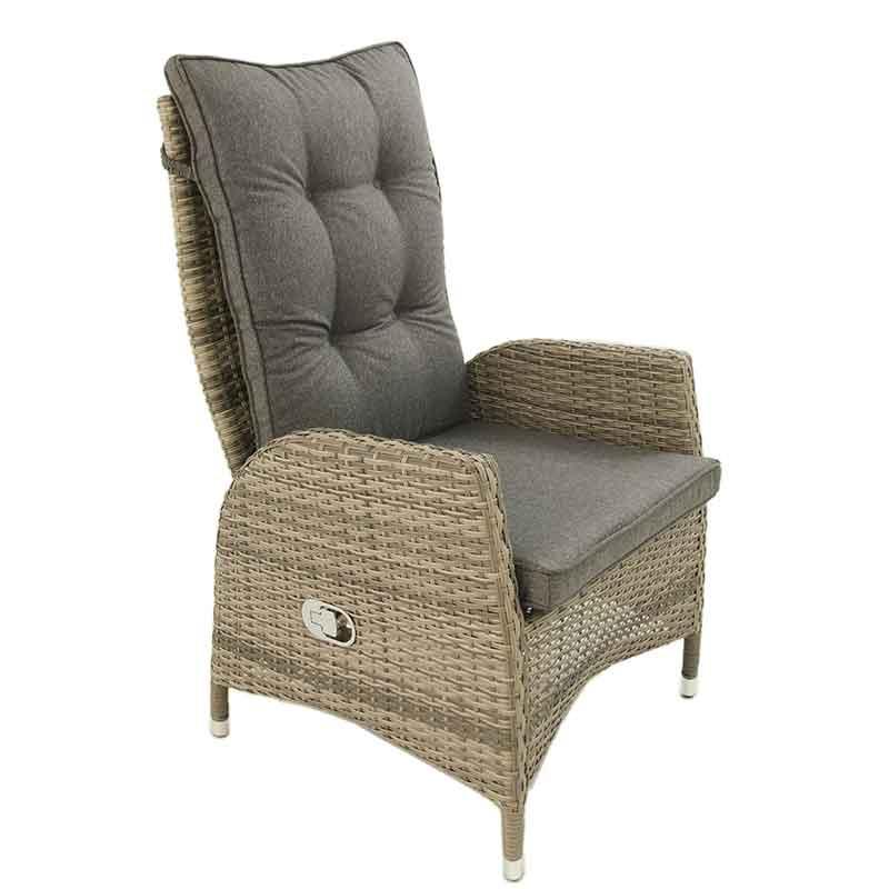 La coleccion de muebles de jardin are crece blog tienda for Sillon reclinable exterior