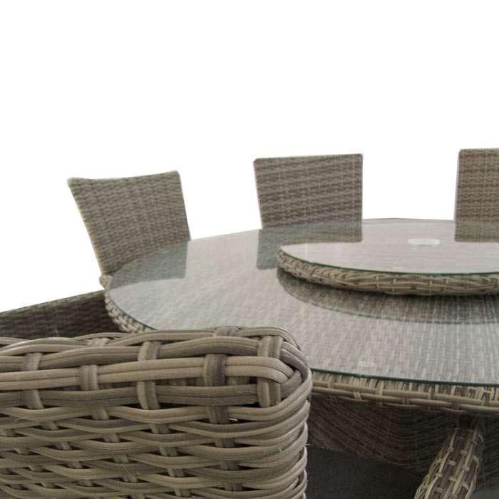 Novedad en muebles de jardín - Mesa redonda 150cm Are - Blog Tienda ...